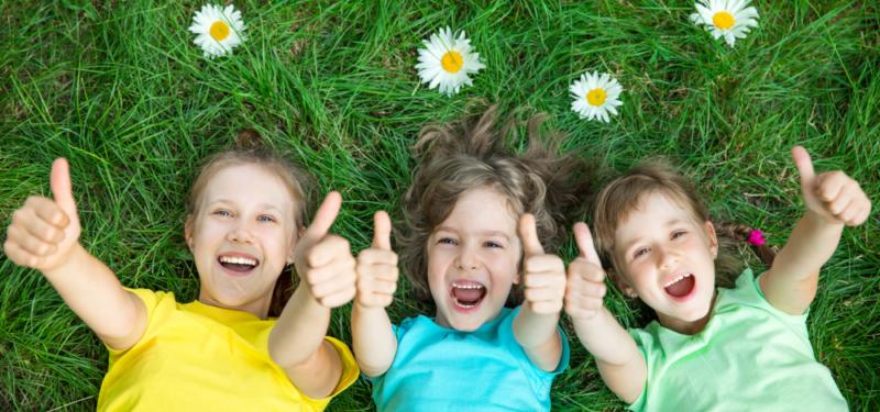 Como ensinar Gratidão para seus filhos